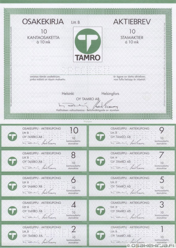 You re viewing  Tamro Oy Ab Ei myytävänä 23cac951ec
